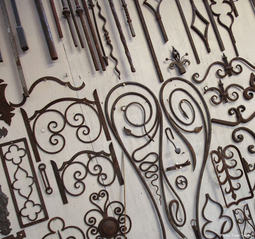 Ironwood designs photo gallery of hand crafted ornamental